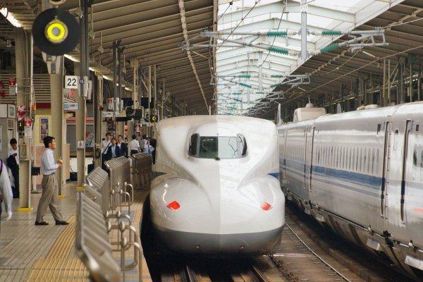 記者來鴻:坐火車 反思日本男女關係