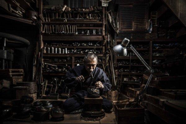 日本國寶級工藝鎚起 成就分秒間的精準與完美