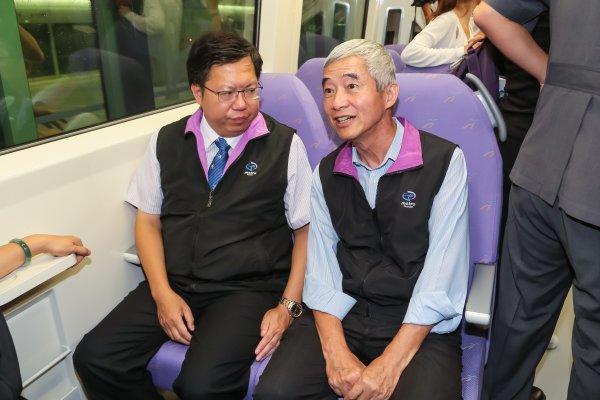 觀點投書:桃園捷運公司和鄭市長似乎都太過激了點