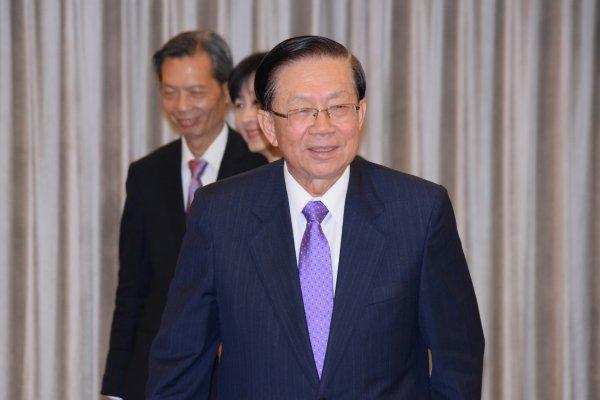 兼職多項獨董惹議,田弘茂連續2天缺席國策院研討會