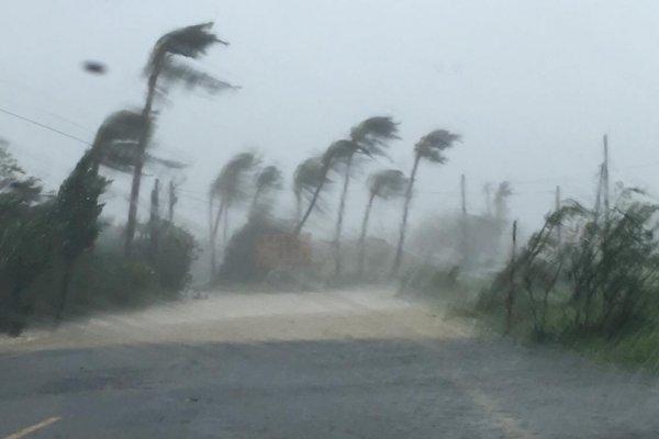莫蘭蒂侵台》南部首當其衝 核三停機因應 全台21萬戶停電