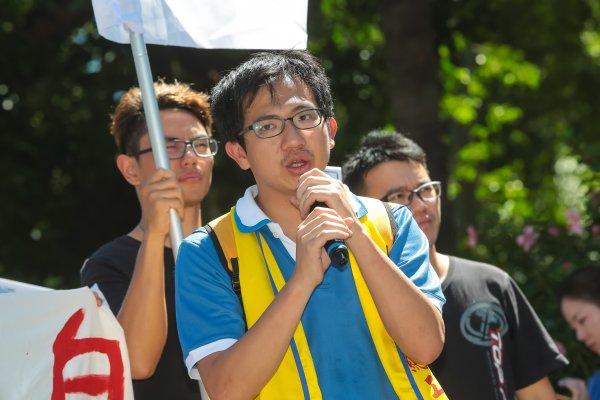 兩工運領袖為弱勢上街頭抗爭,卻遭指控涉嫌性侵工會幹部