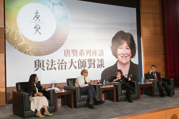 台灣遭國際組織排除 加拿大前大法官阿爾布爾:國際秩序要改革