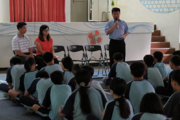 陳啟濃觀點:教師節的期待 教師不要再行政大逃亡