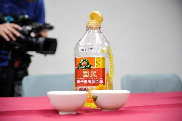 食用油品含苯爭議 食藥署再驗油 8件皆符合規定