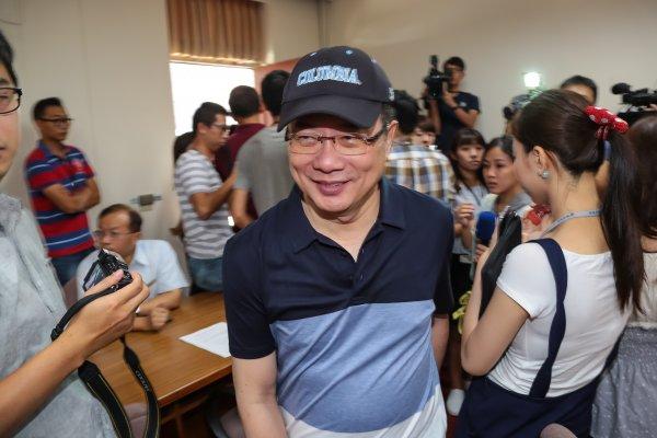 如果是選罷法新制蔡正元早已遭罷免,郭正亮要民進黨立委小心