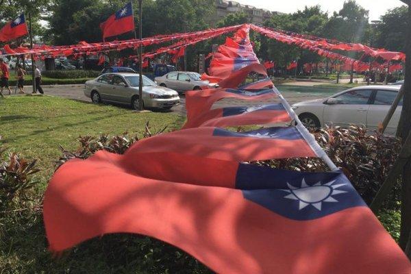 觀點投書:國慶話國旗