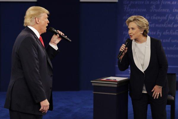 2016美國總統大選》第2場總統參選人電視辯論落幕 8大重點帶你看懂誰在唬爛!
