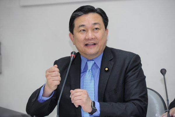陳唐山支持 王定宇將投入民進黨台南市長初選