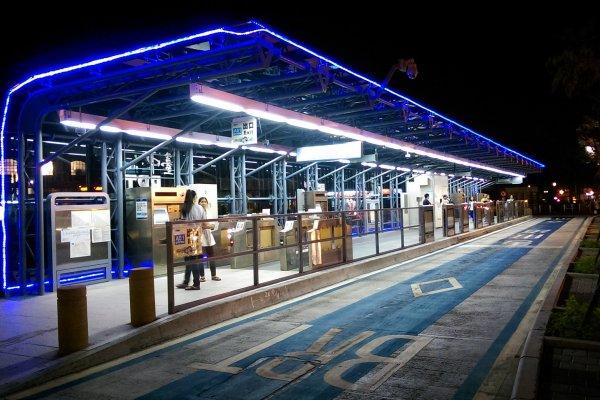 公車族注意!台中火車站前公車招呼站10月29日起將調整異動
