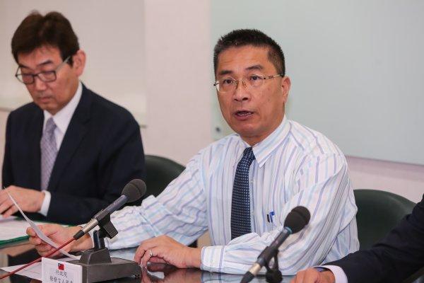 「帛琉大飯店和中華日報等如何處理」政院成立中投欣裕台接管小組