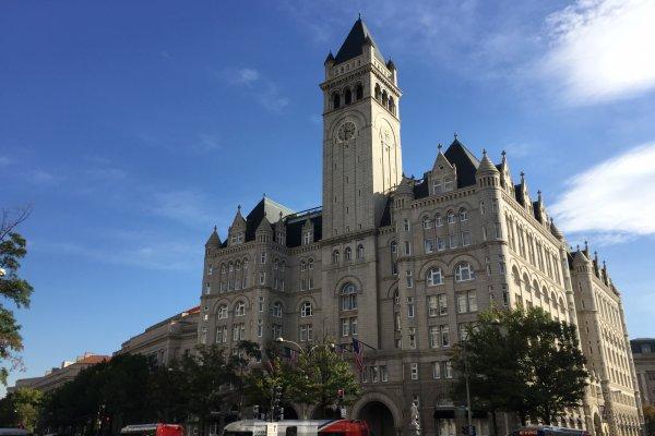 美國新總統就職日進入倒數 華府飯店商家趁機大賺「川普財」