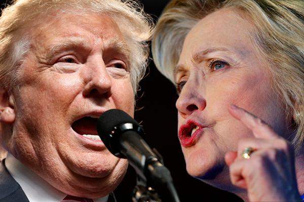 2016美國總統大選》「十月驚奇」連環爆 選戰倒數一周戰況紀要