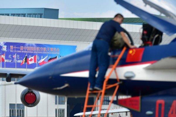 【圖輯】2016珠海航展 中國嶄新軍民飛機亮相