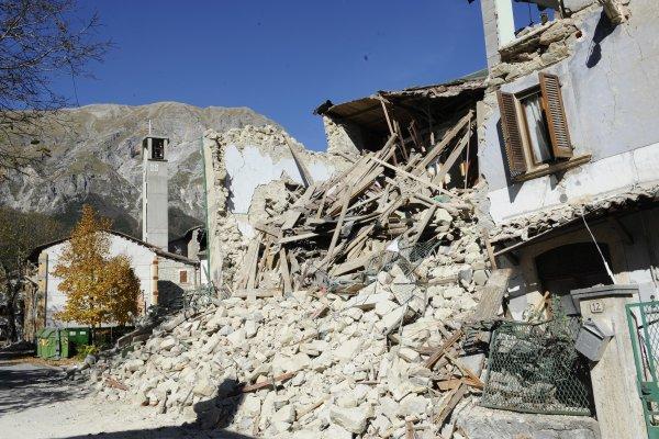 義大利近36年最強地震》斷層平衡遭破壞 義大利近期恐餘震不斷