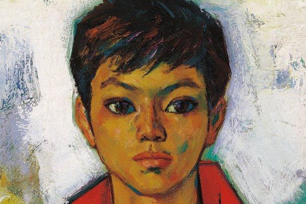 「愛一個人時只能偷偷摸摸」他用畫筆揮灑出台灣之美,卻也道盡了一生的愛與傷…