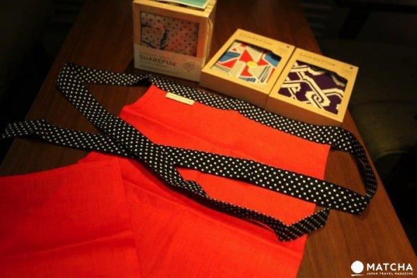 這塊布可不得了!看似復古卻兼具時尚,讓日本年輕人重新穿上的兜檔布