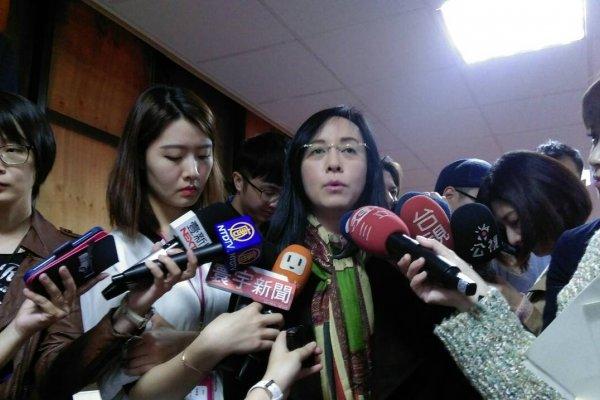 立院勘驗「一分瑩」錄音錄影,陳瑩委屈哭了:我希望勞工好