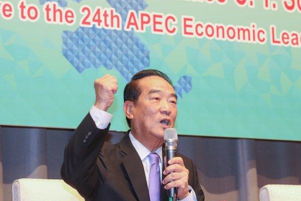 啟程前往秘魯APEC 宋楚瑜:蔡英文交付任務會圓滿達成