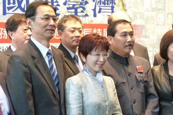 習近平稱共產黨是「孫中山最正統的繼承者」洪秀柱:國民黨自己要反省