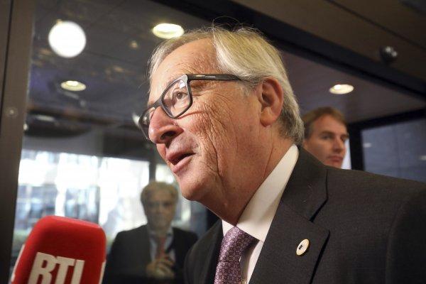 歐盟執委會主席容克:川普當總統威脅美國與歐盟關係