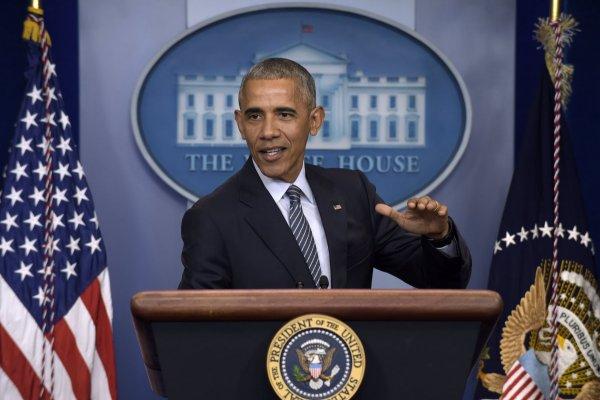 競選口號不等於實質政策》美國總統歐巴馬:川普上任後會很快改變態度