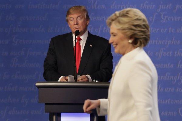 美國外交路線會大轉彎嗎?福山笑稱:美國人發現總統是川普,但決策像是希拉蕊批示