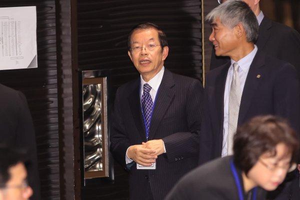 謝長廷指示駐日處職員 對外可稱「台灣駐日代表處」