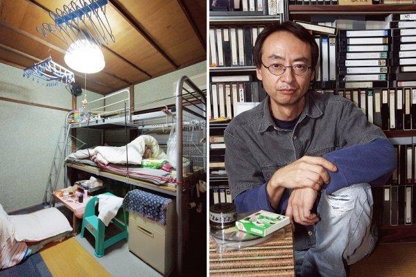 就算擠在2坪小房間,也想當大導演!日本50歲男子,展示數十年來夢想基地