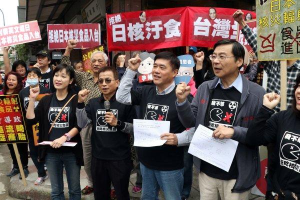 反日本核食公投 郝龍斌:有信心第1階段連署1個月內達標
