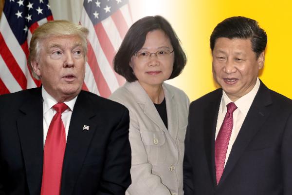 蔡英文與川普通電話 學者:中國無須緊張,台灣無須過度樂觀