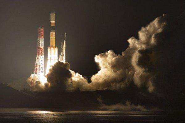 日本發射貨運飛船 將試驗清除太空垃圾