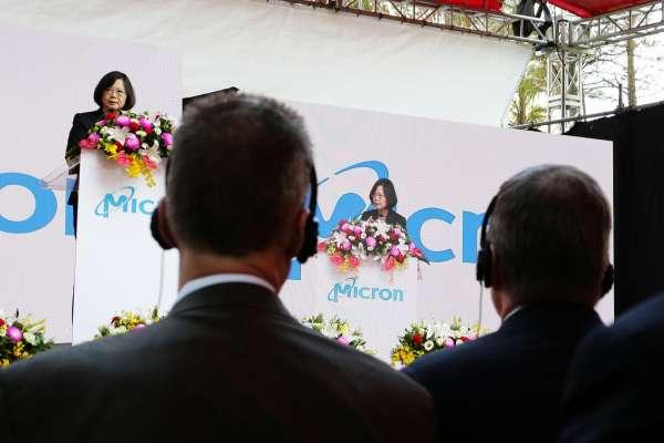 「美光告聯電」捲入中美貿易戰漩渦,3大玄機揭露台灣官方是否選邊站