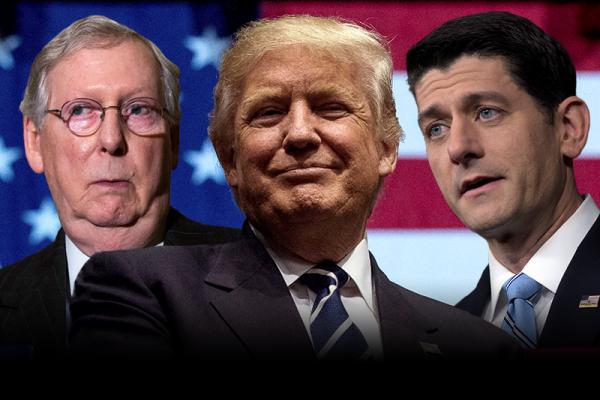 俄羅斯干預美國大選》參眾兩院共和黨領袖聯手打臉川普 支持國會展開調查