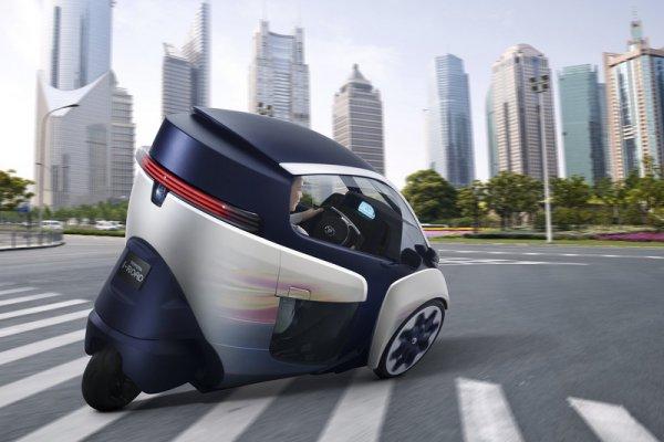 一輛車 改變一座城市 《日本直擊》在豐田總部看見台灣的下一步