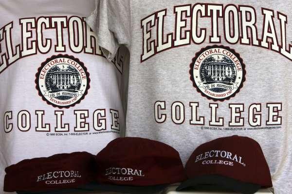 李忠謙專欄》美國總統制割不掉的憲政盲腸:選舉人團