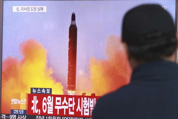 駐日美軍公布3個「宣布擁核國家」 首度認了北韓有核武