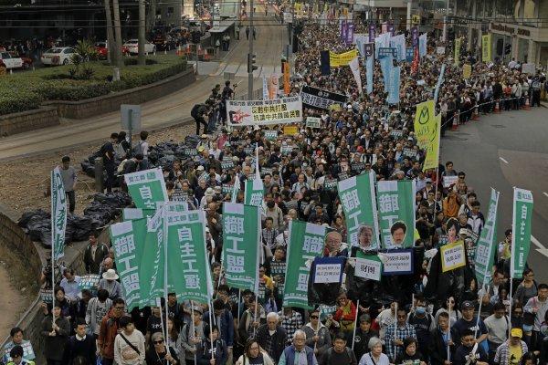 香港革新論》守護法治,抵抗香港司法澳門化