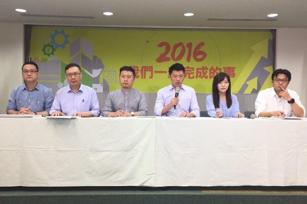 民進黨加速年輕化,2018地方選舉將由年輕人操盤