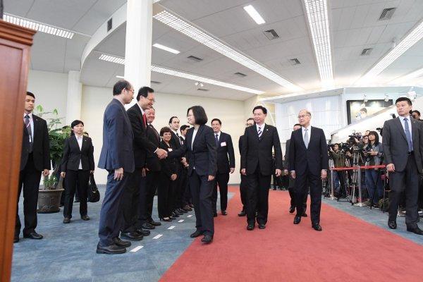 蔡英文總統出訪過境美國 華府強調舒適、照慣例安排