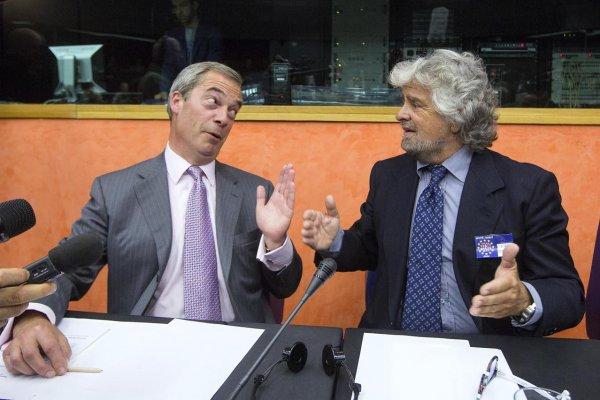 疑歐陣營鬧分裂》英國脫歐目標已達成 義大利「五星運動」要分道揚鑣