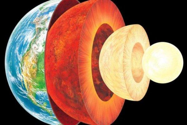 科學家可能在地核中鑒定出新的「不明元素」