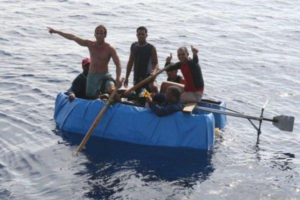 美國宣佈結束古巴「濕腳乾腳」移民政策