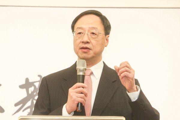談台灣民主,江宜樺:群眾偏激、媒體製造仇恨 公民社會「不成熟」