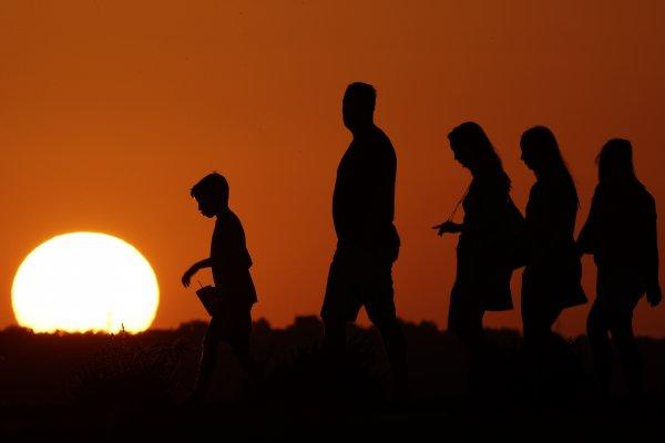 這不是中國人捏造的》人類有氣溫紀錄以來最熱的是哪一年?就是去年