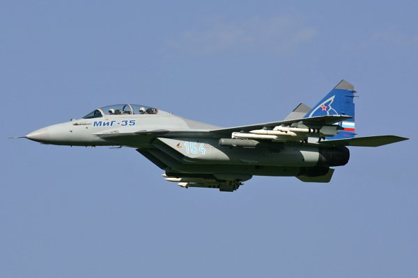 號稱能與第五代戰機爭奪制空權 俄羅斯最新戰機米格-35 開始「國家級測試」