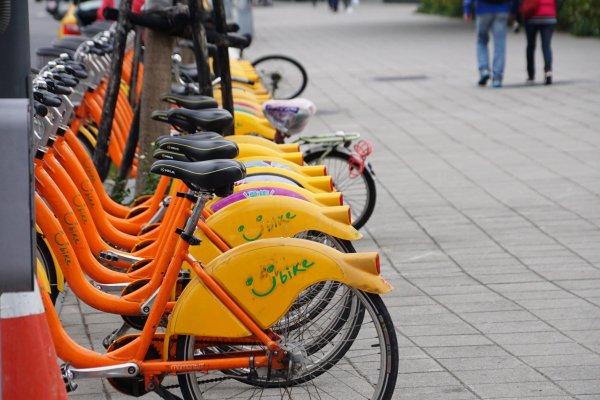 議員提自行車實名制 柯文哲「這建議很好」