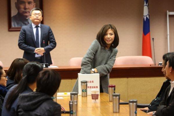 小黨委員會抽籤結果出爐!黃國昌:跟本來定位滿一致