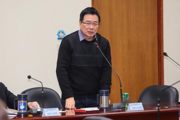 涉侵占中影減資款3.7億元 蔡正元遭收押