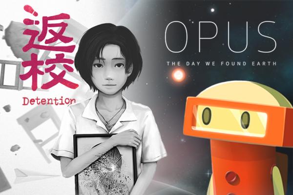 台灣遊戲真的很棒!《返校》《OPUS地球計畫》這樣征服世界玩家的心
